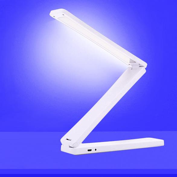 Draadloze Compacte Tafellamp 17 Led Oplaadbaar